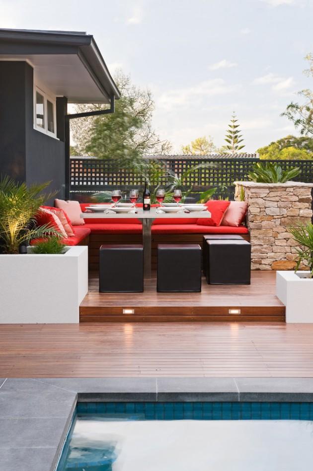 15 Stunning Contemporary Deck Designs To Enhance Your Backyard