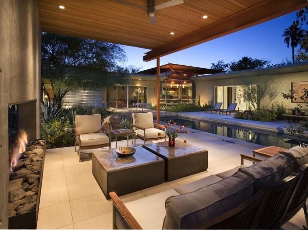 Modern Backyard Patio Ideas