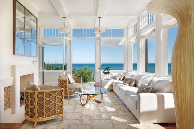 Luxury Front Porches