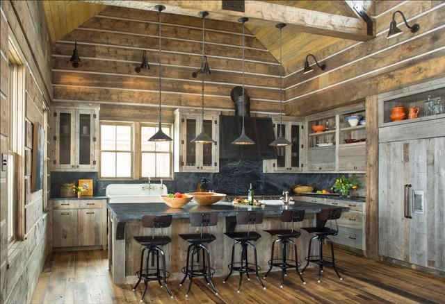 18 Exceptional Rustic Kitchen Designs You Ll Enjoy Cooking In