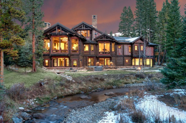 16 Magnificent Rustic Home Exterior Designs You Will