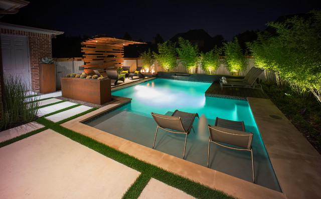 Deck Garden Designs