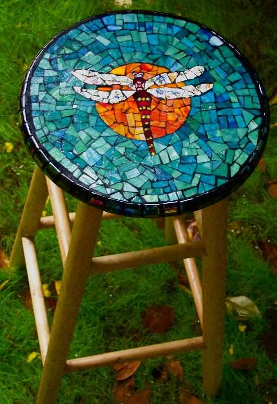 21 Magnificent Diy Mosaic Garden Decorations For Your