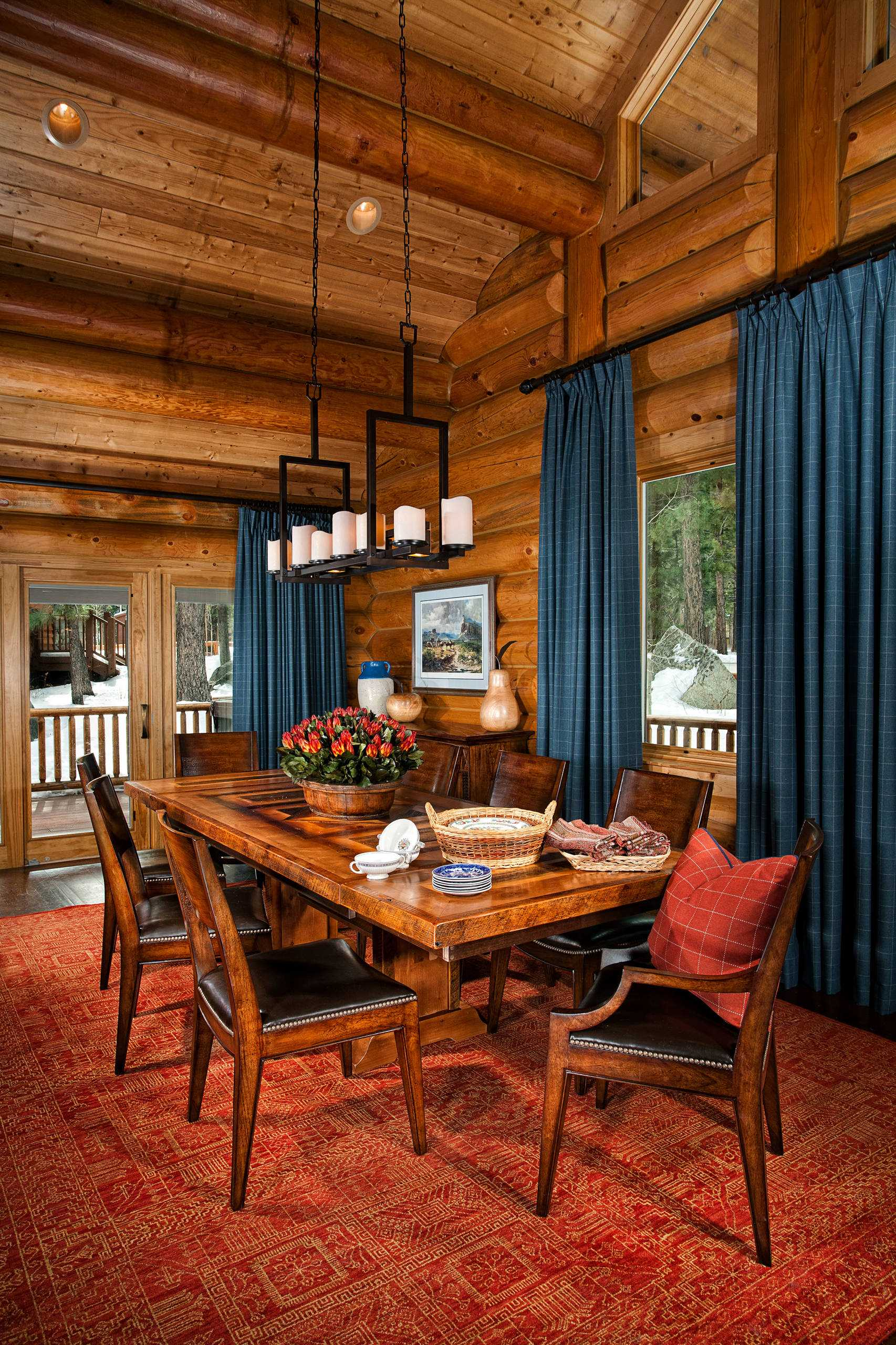 16 Majestic Rustic Dining Room Designs You Can T Miss Out