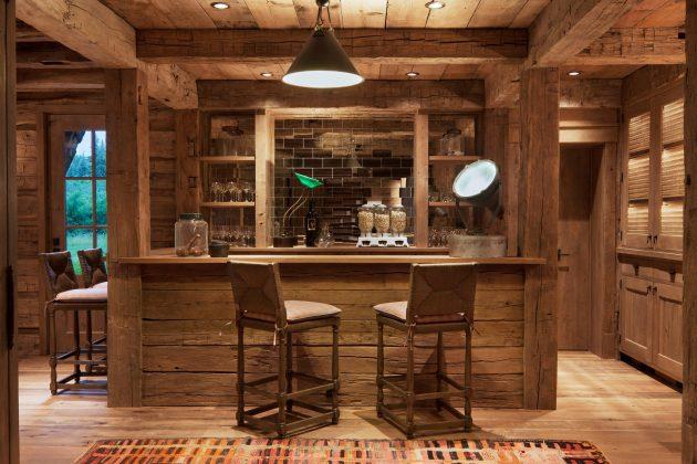 Country Western Kitchen Designs