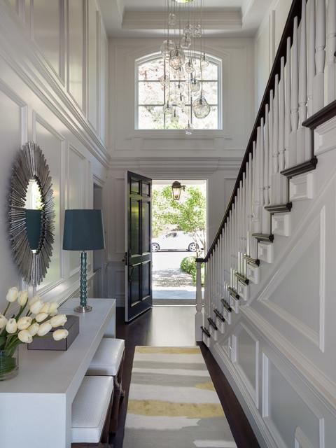 17 Amazing Ideas To Help You To Choose Proper Hallway Lighting