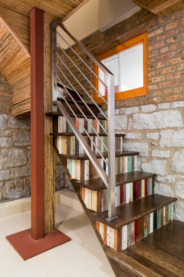 15 Unique Eclectic Staircase Designs You Don T Want To Miss Out On