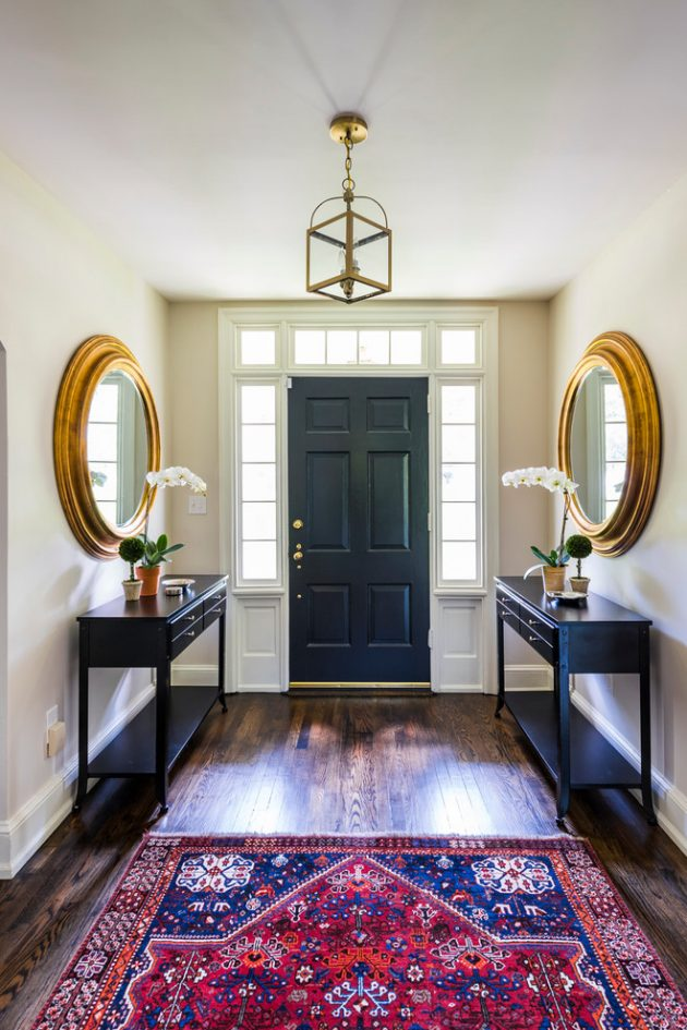 15 Embracing Transitional Foyer Designs That You Ll Adore