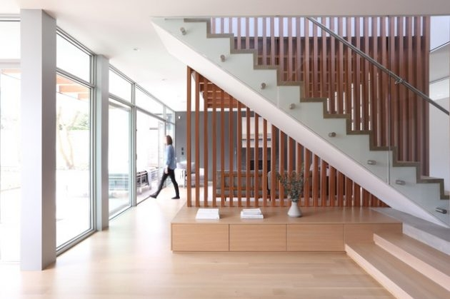 15 Splendid Contemporary Staircase Designs That You Need To Have   Stairs Design In Lobby   Wooden   Round   Glass   Residential   Duplex
