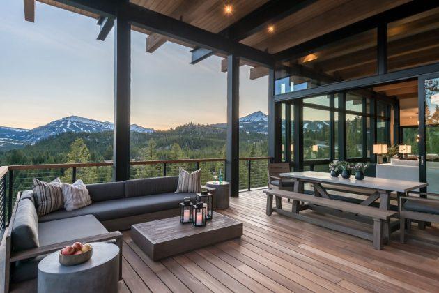 Small Backyard Porches