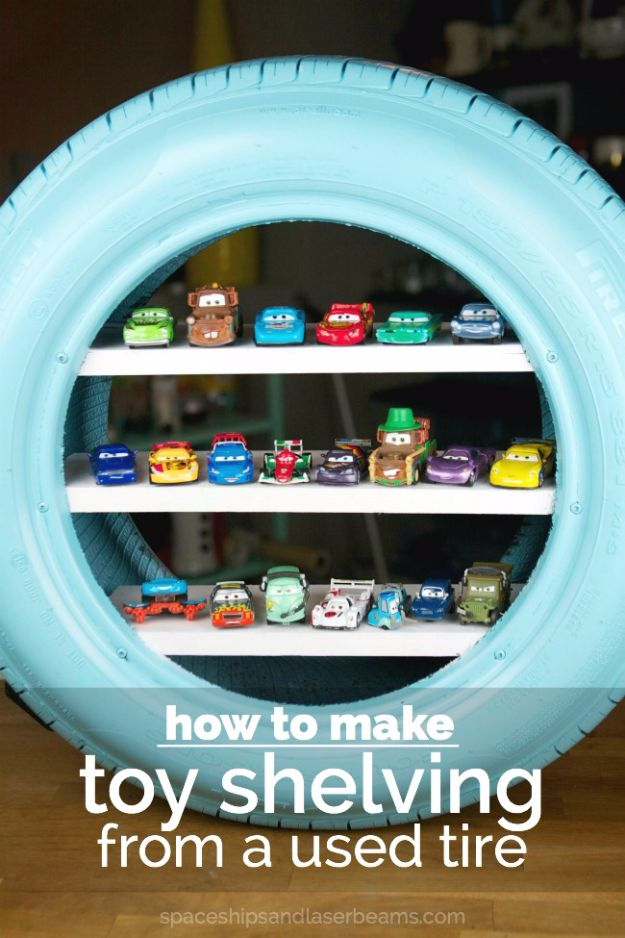 17 Cool Diy Projects That Turn Old Tires Into Awesome