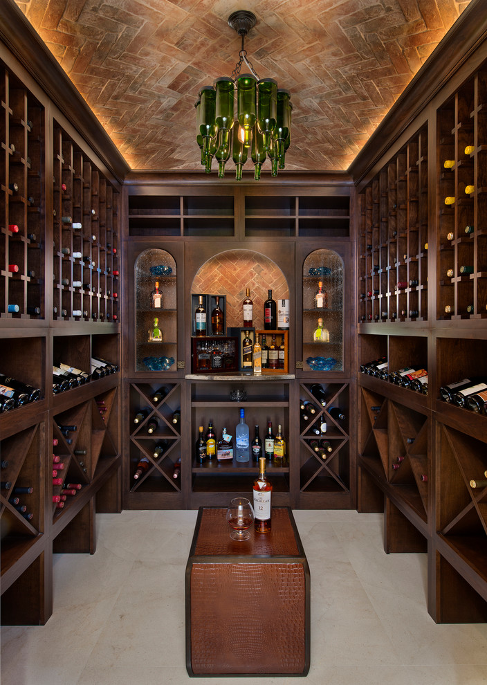 20 Absolutely Glorious Mediterranean Wine Cellar Designs