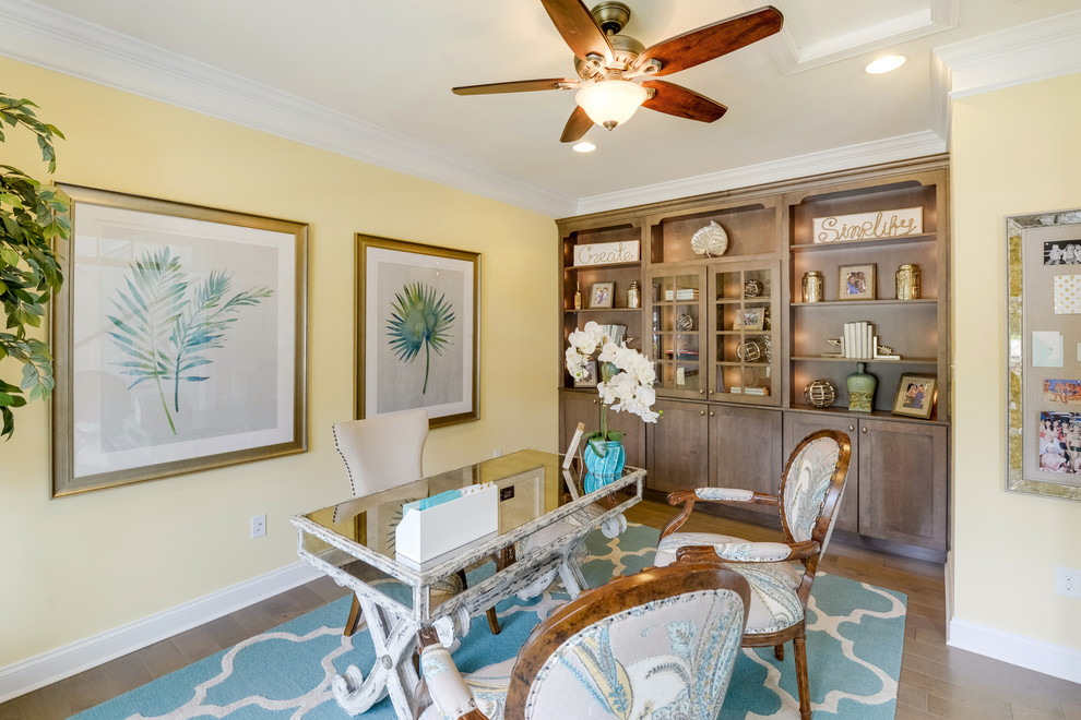 18 Spectacular Tropical Home Office Designs You Just Have
