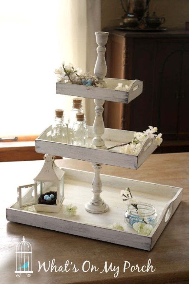 15 Charming Diy Vanity Tray Ideas You D Love To Craft Right Away
