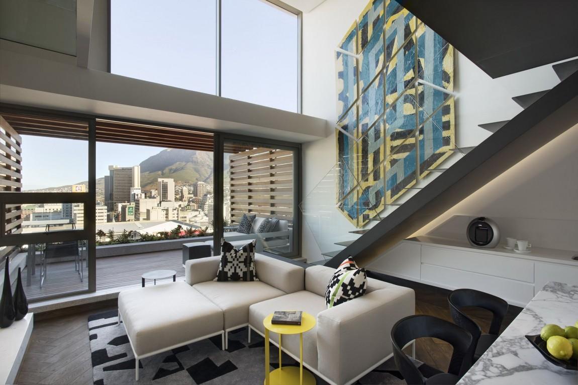 Gorgeous Small Apartment Interior Design Idea By Saota