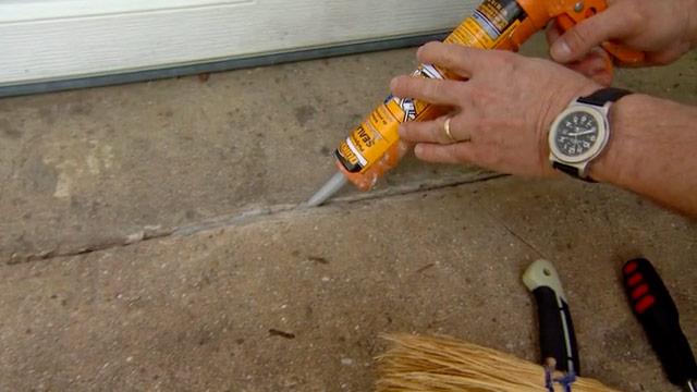 Concrete Slab Expansion Joint Material