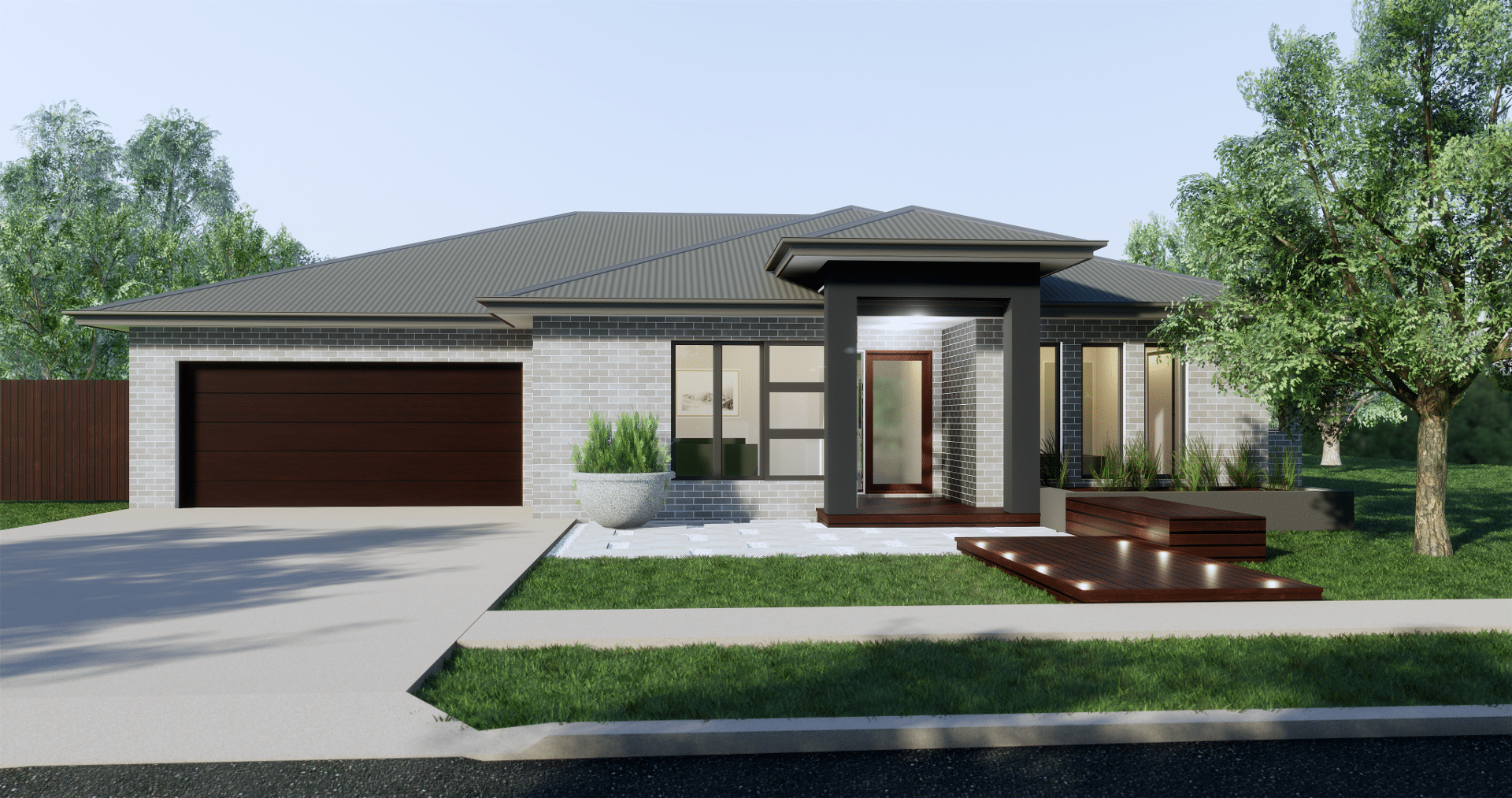 Modern House Designs   House Plans   Arei Designs