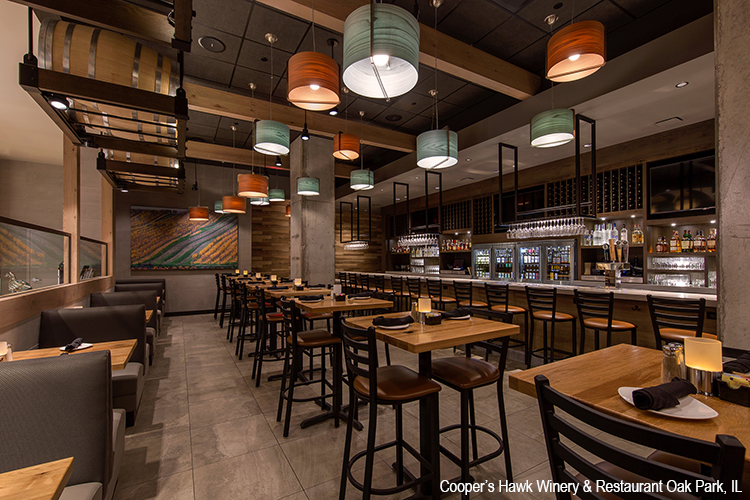 Aria Group Architects Cooper S Hawk Winery And Restaurant
