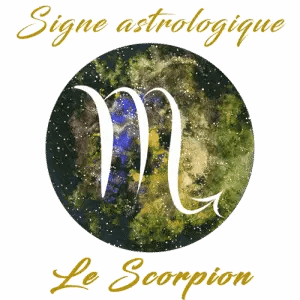 Signe du Scorpion zodiaque astrologie
