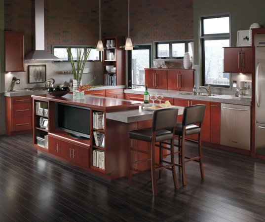 Contemporary Kitchen Cabinets   Aristokraft Cabinetry Contemporary kitchen cabinets by Aristokraft Cabinetry