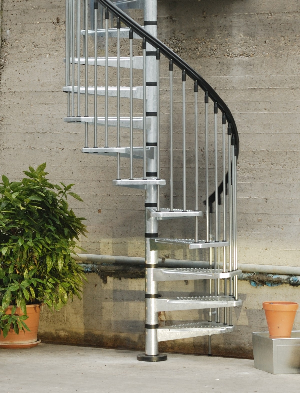Metal Outdoor Spiral Staircase Exterior Stairs | Outdoor Spiral Staircase Prices | Stair Case | Wrought Iron | Stainless Steel Spiral | Handrail | Stair Parts