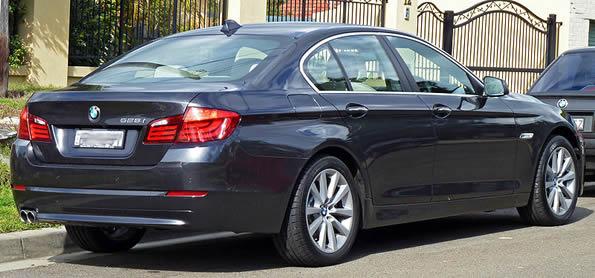 2010 Bmw 535xi 5 Series