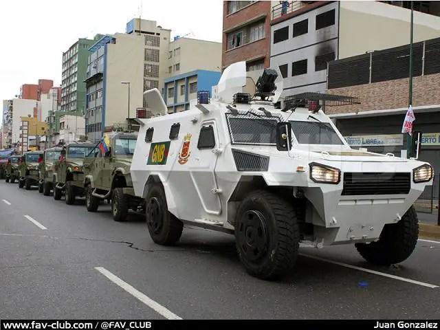 Bodyguard Services Venezuela