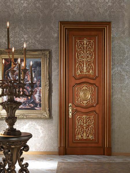 Wooden Safety Doors Custom Made Wooden Handicraft