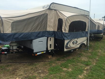 2015 Forest River Viking 2485
