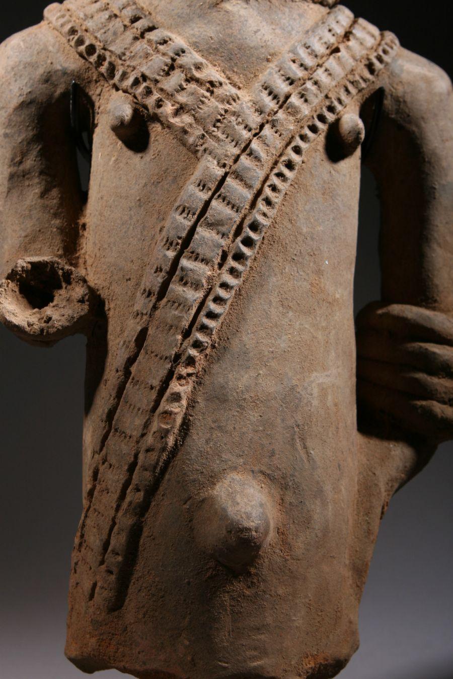 Art Et Afrique Terre Cuite Et Pierre Sculpt 233 Terre Cuite