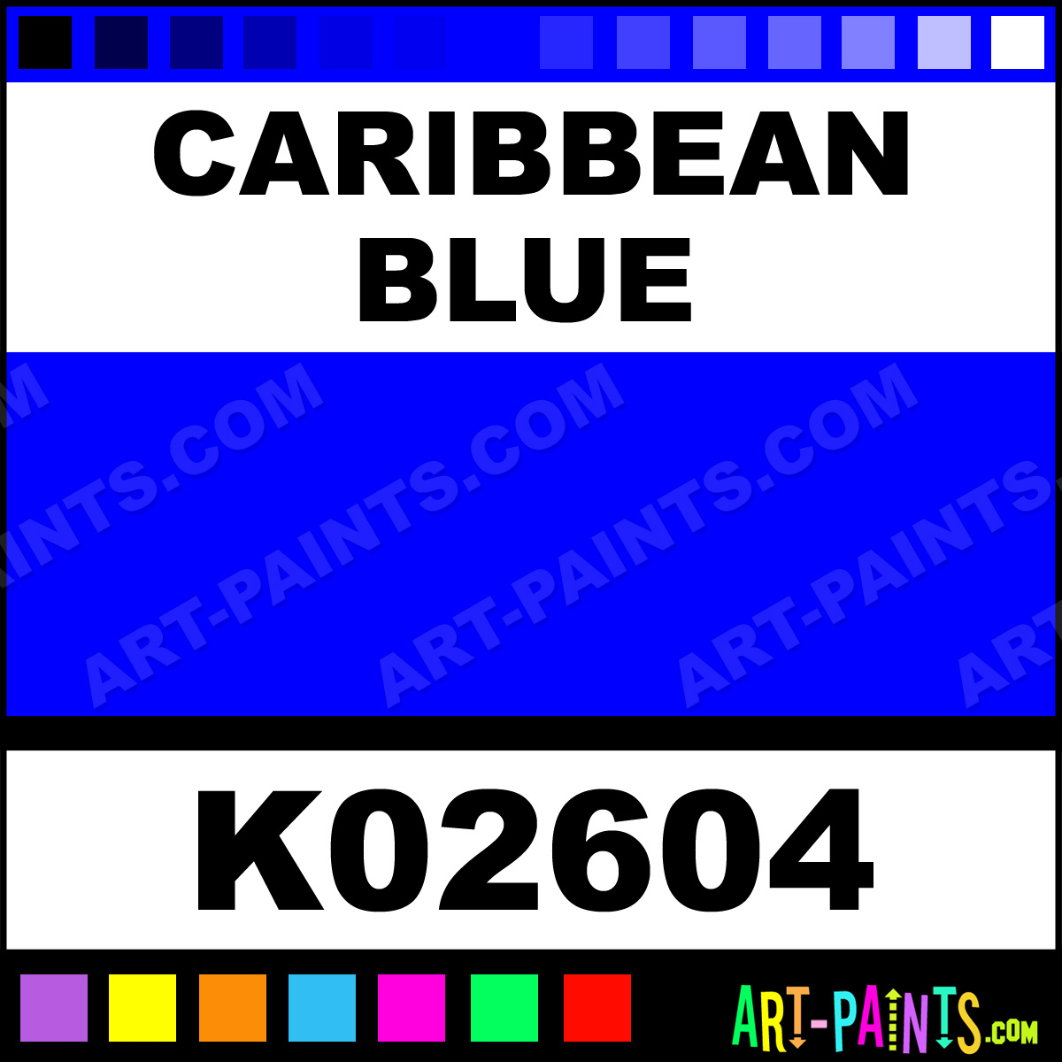 Krylon Blue Paint Colors