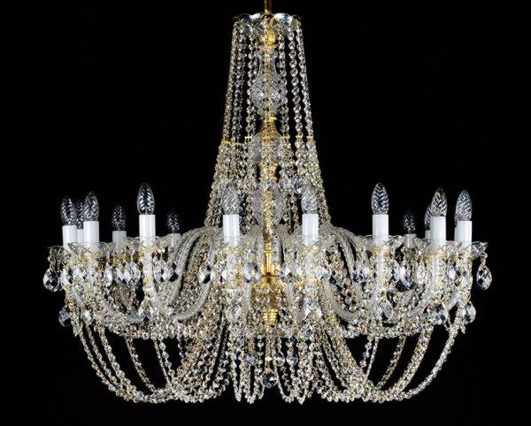 crystal chandelier pictures # 45