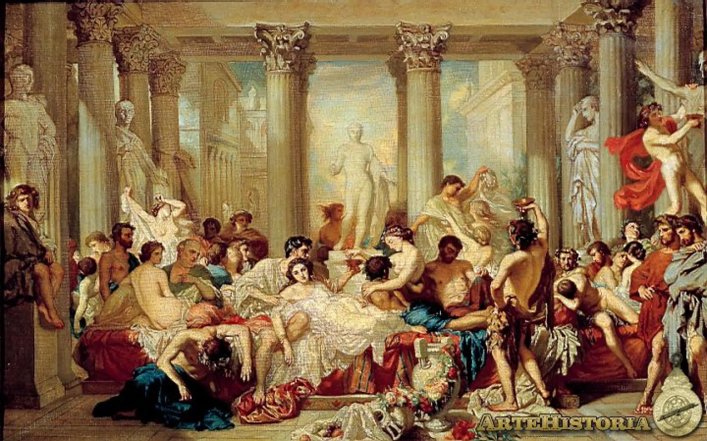 La Decadencia Del Imperio Romano Seg 250 N P Soury