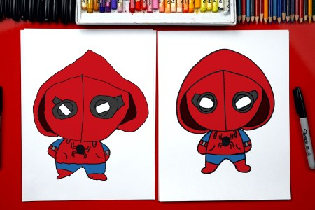 best how to draw spider mans body step by step image collection