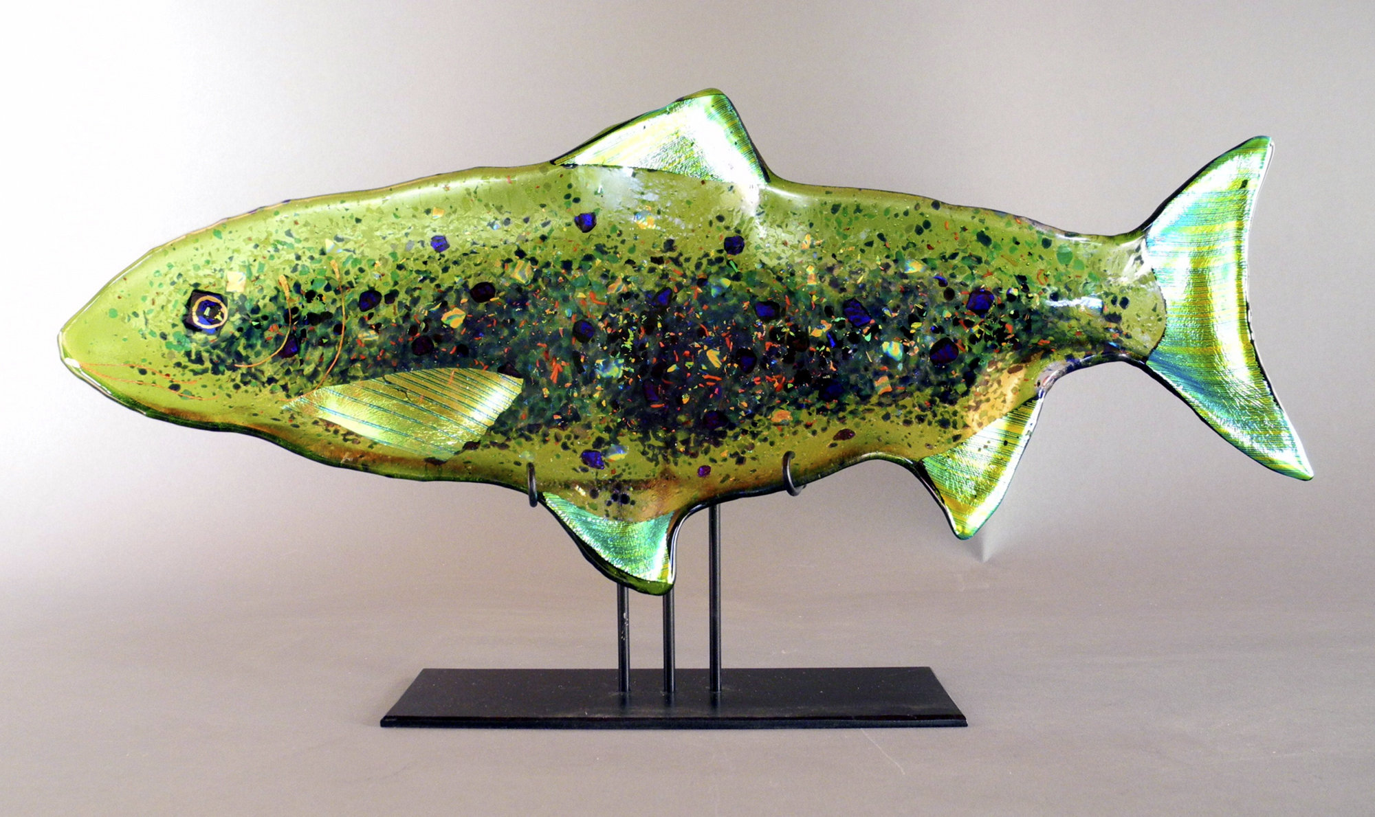 Fish Sculptures Fountains