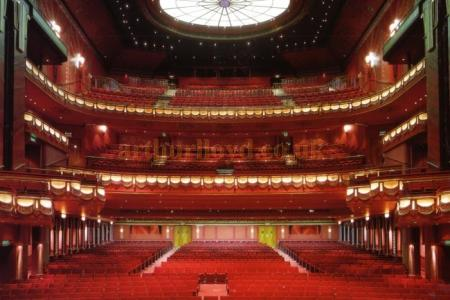 Mamma Mia Tickets London From The Box Office Seating Plan Balcony View Picture Of Novello Theatre TripAdvisor Savoy