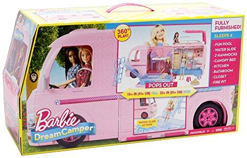 Barbie FBR34 – Camper dei Sogni   Articoli online – le migliori