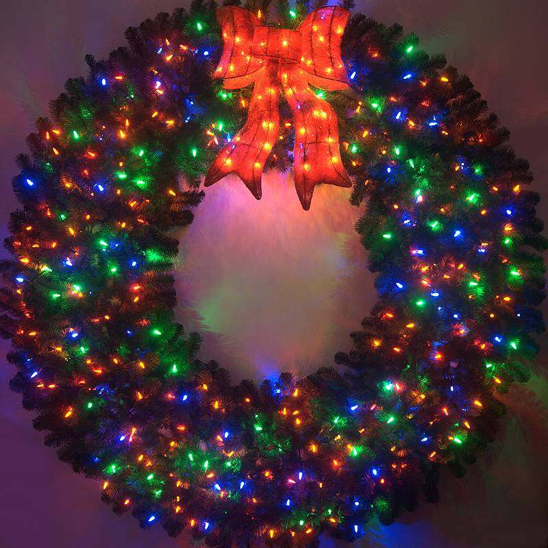 Battery Operated Multi Colored Lights