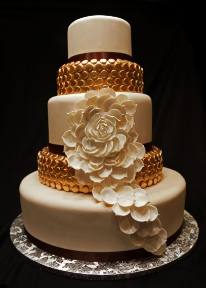 Elegant Wedding Cakes Platinum Elegant Wedding Cakes