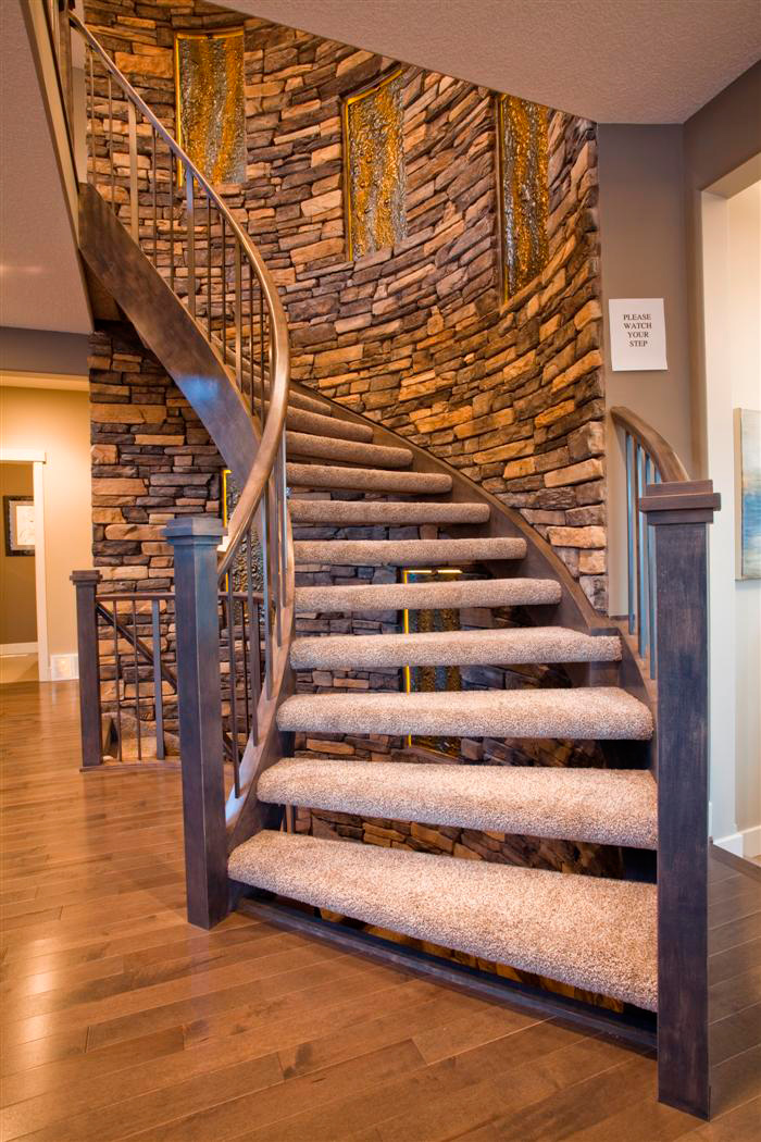 Custom Staircases Amp Railings Artistic Stairs Canada