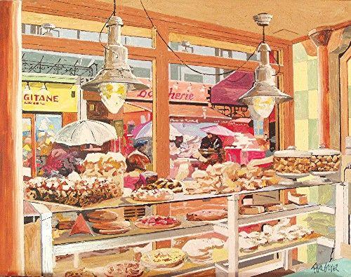 Bakery Paintings