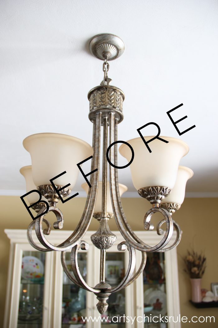 How Take Down Light Fixture
