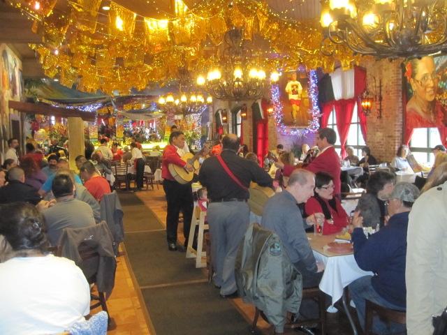 Downtown Restaurants San Antonio