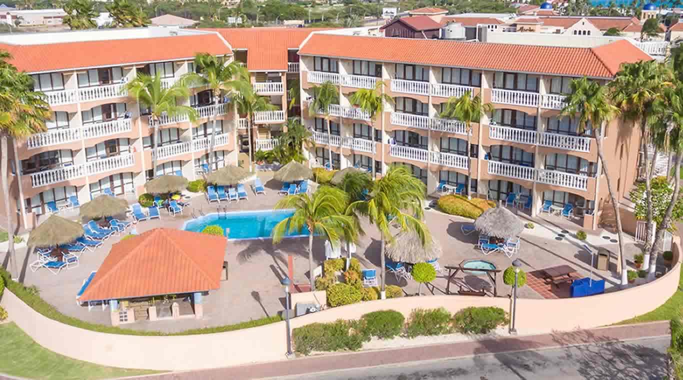 Mar Resort Aruba Casa Del Suite Beach