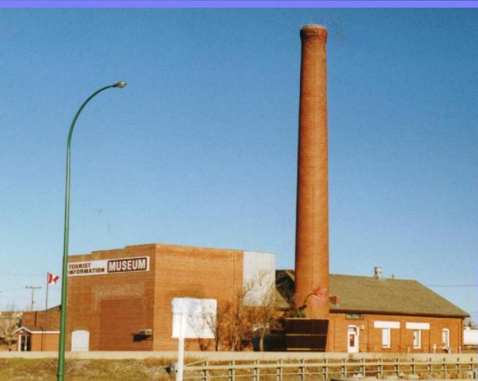 The Soo Line Historical Museum Weyburn An Article For