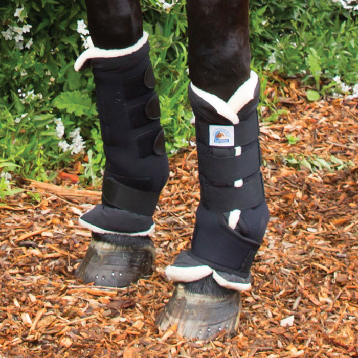 Equinenz Wool Lined Horse Stable Boots