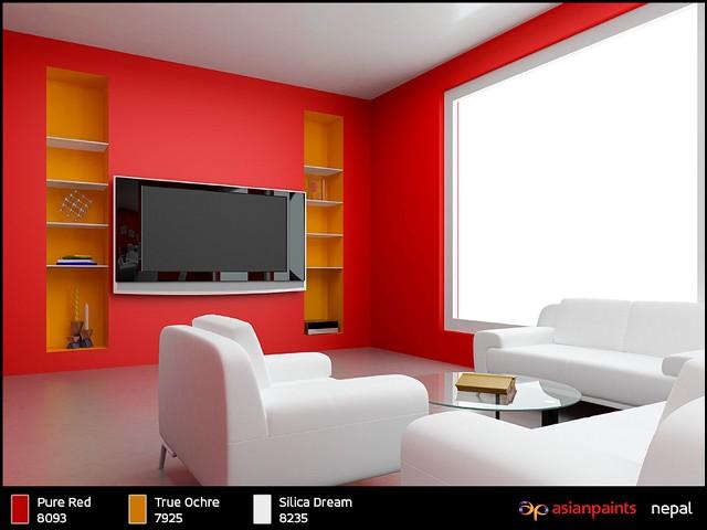 Best Colors Restaurant Walls