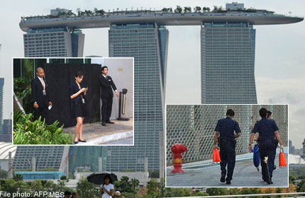 German tourist falls to death from MBS SkyPark