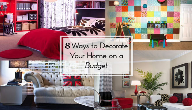 8 Tips On How To Decorate Your Home On A Budget     A Single Drop 8 Tips On How To Decorate Your Home On A Budget