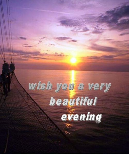 Glitter Have Pleasant Evening